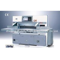 Quality Paper Cutter (SQZ-WK130CTN) for sale