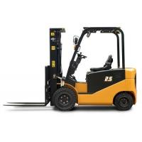 Quality 4-wheel 1.0-3.5T Electric Forklift for sale