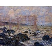 Impressionist(3830) Fishing_Nets_at_Pourville