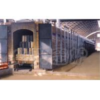Buy cheap Metallurgical heat kiln Reduction of iron powder tunnel kiln from wholesalers