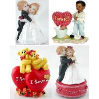 China Polyresin Valentines Day Gifts (WK048) on sale