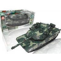 China Wireless R/C Battle Tank on sale