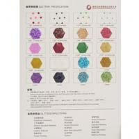 Quality Laser Series Color Card Specifications for sale