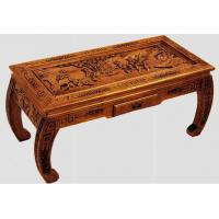 Antique Carved Styled Tea Table Setting--SL017