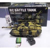 Quality RC Military Toy M1A2 ABRAMS Main Battle Tank for sale