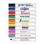 China Fine Point Dry Erase Markers - USA Made on sale