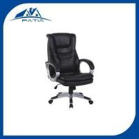 Modern Luxury New Design Cheap Classic Black Leather Office Desk Chair