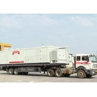 Self-Compacting Concrete Mobile Mixing Station