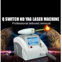 Tattoo removal q-switch nd yag laser