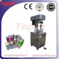 Quality Electrical can sealing Machine jar sealing machine for sale
