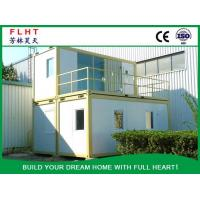 Quality Beautiful Appearance Economic Prefab Container House for sale