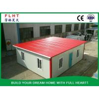 Quality Elegant Nice Looking Movable Prefab Bungalow Home With Sandwich Panel for sale