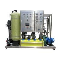 1000LPH sea water desalination system seawater desalination system
