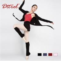 Quality Dancewear Collection Product name:Ballet Warm Up Three-piece Set DKW13 for sale