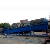 China Rotary drum screen, drum sieve screen on sale