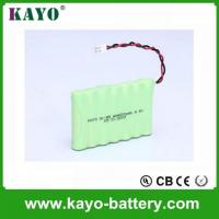 Quality high performance 600mAh Baby Monitor Battery NI-MH Battery For Mbp20 for sale