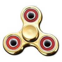 Buy cheap Cheap Triangle Finger Gyro Stress Relief Toy Fidget Spinner from wholesalers