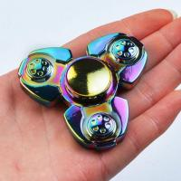 Buy cheap Cheap Colorful Stress Relief Toy Finger Gyro Spinner from wholesalers