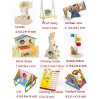 Quality Wooden Hamster Toys for sale