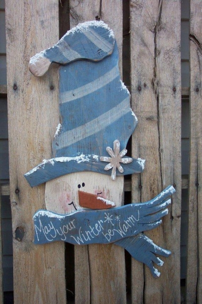 Buy Wooden Snowman Patterns at wholesale prices