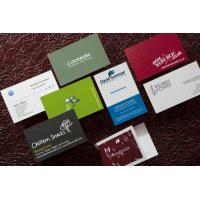 Buy cheap Custom Best Cool Business Cards, Print Unique Business Cards from wholesalers