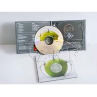 Quality CD sleeve print/Printing Fully Customized CD DVD Printing & Packaging Factory for sale