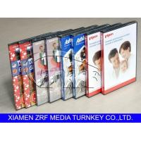 Quality Eco-friendly Recyclable Customized Printed Paper CD DVD Packaging Packaging for sale