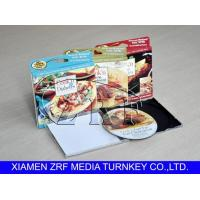 Quality Professional Printing On Cardboard Cd Packaging Duplications And Printing Online for sale