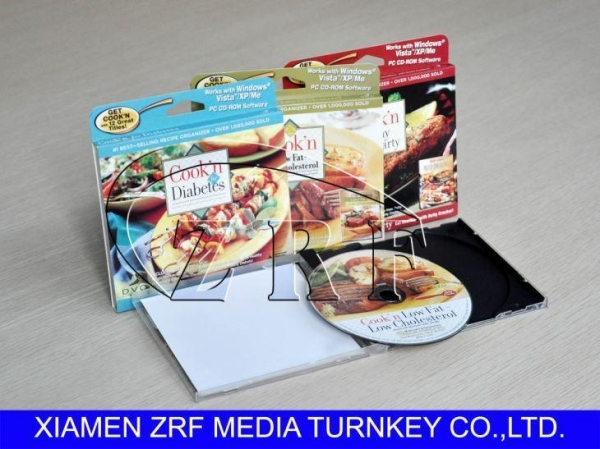 Buy Professional Printing On Cardboard Cd Packaging Duplications And Printing Online at wholesale prices