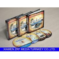 Buy cheap CD Packaging Professional Printing Paper Box With CD Replication from wholesalers