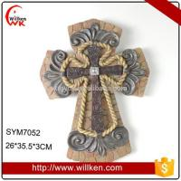 Buy cheap Animal Statues Decorative personalized wall plaques large wall crosses for sale from wholesalers
