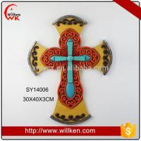 Buy cheap Animal Statues Unique crosses decorative cross wall art hanging crosses wall from wholesalers