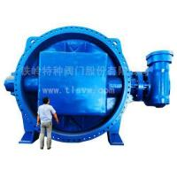 Manual soft seal (ring) butterfly valve