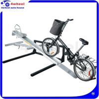 WR1220A Aluminium Motorcycle and Bike Carrier