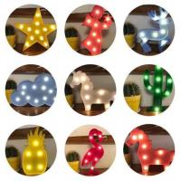 LED Night Light Star Marquee Light