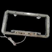The License Plate Series Car License Plate Frame