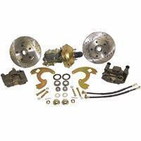 47-87 Chevrolet Truck 60-87 Chevrolet Truck Front Disc Brake Conversion with Booster