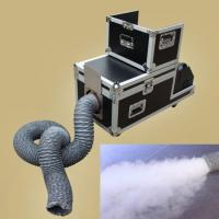 Quality Switch Control 1800W Water Mist Machine Rental For Stage And Party for sale
