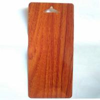 PU silky touch wood