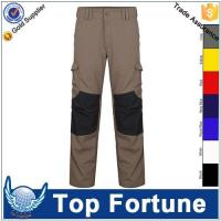 China Provide OEM service unisex blue wear work trousers on sale