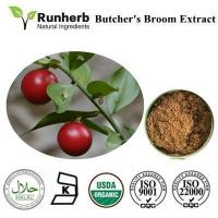 Buy cheap Butcher's Broom Extract ,butcher's broom extract factory from wholesalers