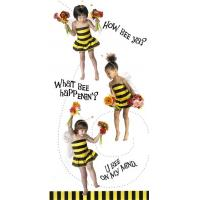 "Quality Bee Stationery & Desk Supplies ""What's the Latest Buzz?"" Bee Greeting Card for sale"