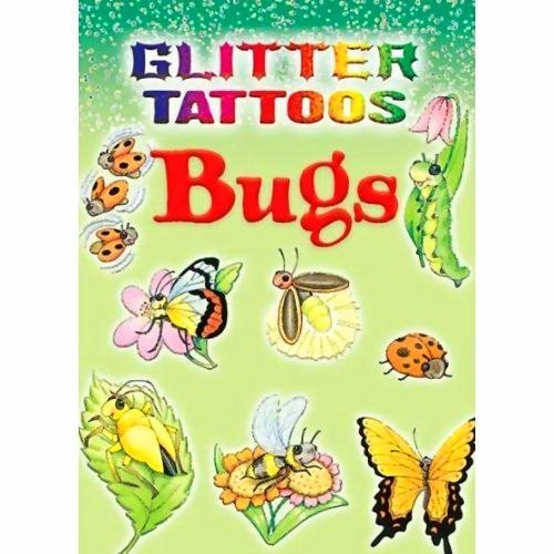Buy Glitter Bug Tattoos (10) at wholesale prices