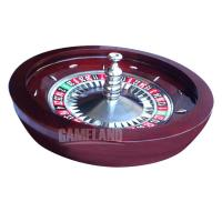 Buy cheap 68cm Casino Grade Solid Wood Roulette Wheel from wholesalers
