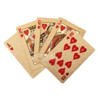 Buy cheap 24k Gold Plated Playing Cards from wholesalers