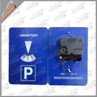 Buy cheap Plastic Parking Clock from wholesalers