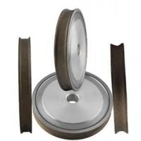 Diamond grinding wheel( pencil edge or flat with arris) for shape machines