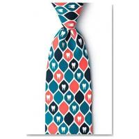 Quality Apparel Dentist Tooth Necktie for sale