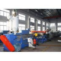 China PC PE Hollow Grid Board Extrusion Line on sale