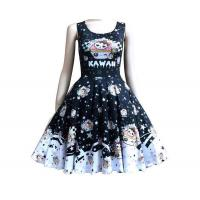 China Dress Suppliers Good-Looking Women's Sublimation Fashion Dress
